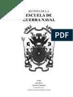 REVISTA DE LA  ESCUELA DE GUERRA NAVAL 60