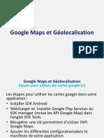 Google Maps et Géolocalisation
