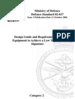 Defence Standard 02-0617
