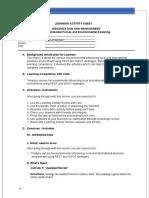 Organization&Management Week3