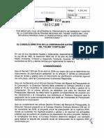 Presupuestos-2020 CORTOLIMA