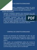 01 CONTROLE DE CONSTITUCIONALIDADE