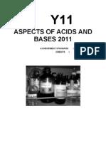 New 2011 y11 s1.5  CHEMISTRY WORKBOOK2
