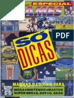 Ação Games nº12e - Especial Só Dicas
