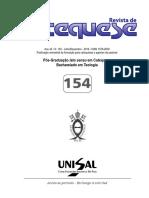154 - Revista de Catequese