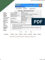 GATE 2011 - Graduate Aptitude Test in Engineering