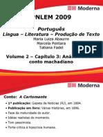 Português PPT - Capítulo 3 Análise de um Conto Machadiano
