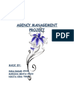 FINAL HARDCOPY-AGENCY MANAGEMENT