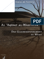 Al Aqidat Al Wasitiyya Ibn Taymiyya