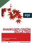 #haikuxplosion