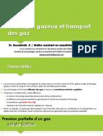 03.Echanges Gazeux Et Transport Des Gaz
