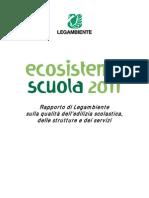 ecosistema scuola Legambiente
