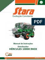 Manual Hercules 10000
