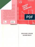 Livro de Desenho Linear Geometrico - Theodoro Braga - 14ª ediçãoOCR