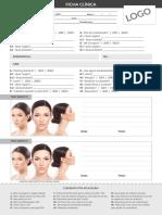 Ficha clinica em PDF-Alunos (1) - estética