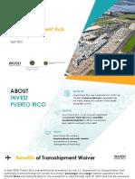 Invest Puerto Rico Presentation for AEPR