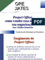 ProjectOffice Ana Claudia