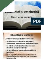 0. OC Homiletica_prezentare