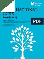 International-GCSE-French-Specification