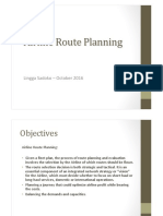 module 4 airline route planning