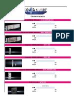 Cálculo - Ipk e Icw -Isoladores