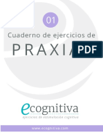 01 Praxias Ejercicios Estimulacion Cognitiva Ecognitivacom