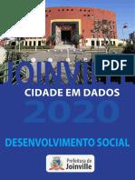 Joinville Cidade Em Dados 2020 Desenvolvimento Social 20082020