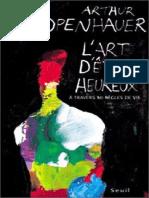 Lart Dêtre Heureux by Schopenhauer Arthur (Z-lib.org).Epub