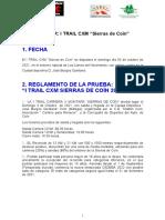 Reglamento CxM Coín