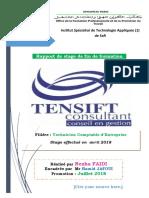 Tensift Consultant Nezha 2018