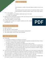 Clase 2 JP Aspectos Técnicos. Informe de BERA