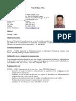 CV -- Leomar Espinal Rojas