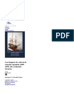 Las Fragatas de Vela de La Armada Española 1600-1850. (Su Evolución t…