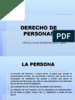 Diapositivas Derecho de Persona