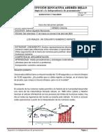Guía dos periodo 1 Trigonometría 10º