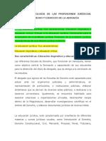 TEMA VII ANALISIS SOCIOLOGICO DEL DERECHO