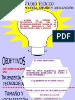 Estudios técnicos-ambientales