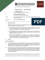 Informe Tecnico 000463 2021 Servir LP