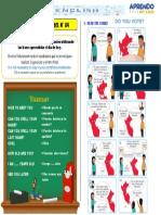4 Information Sheet