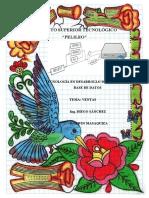 Diseño programacion_ventas