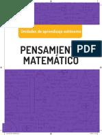 UAA Pensamiento Matemático