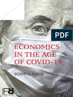 Economics in the Age of COVID-19(rus) by Joshua Gans