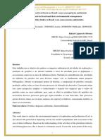 Utilização de combustíveis fósseis no Brasil e suas consequências ambientais