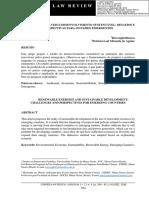 Energias renováveis e desenvolvimento sustentável_desafios e perspectivas para os países emergentes