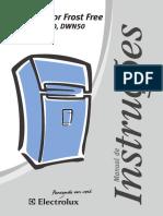 Manual Dfn50 - Dfx50