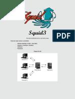 Instalacion y configuracion de Squid -  Nicolás Flores
