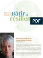 Rapport annuel 2020 SEF