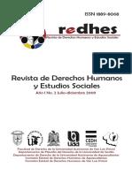 Wolkmer, Antonio (2009), Etapas de la historicidad de los derechos del hombre revisado