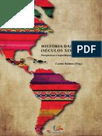 HISTÓRIA DAS AMÉRICAS (SÉCULOS XIX, XX e XXI) - NEHA - 2021