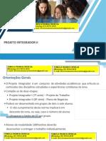 Projeto Integrador II - Whatsapp (91) 98764-0830